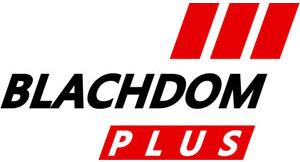 BLACHDOM Cserepeslemezek logo